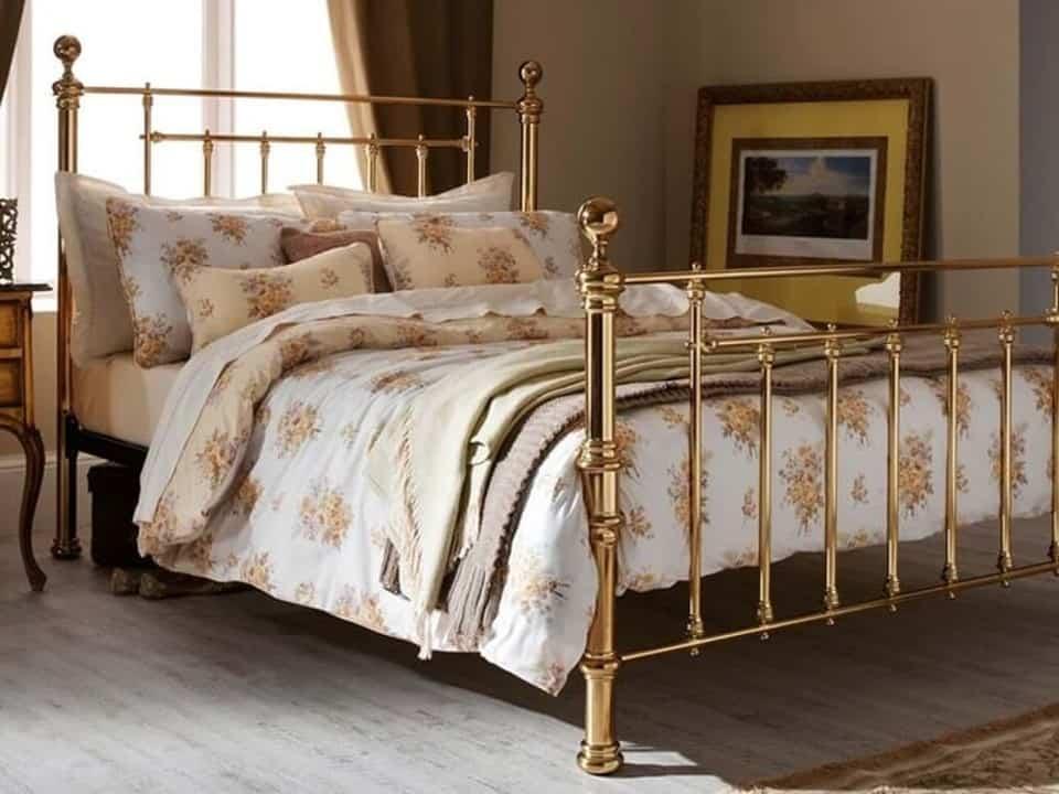 Serene Benjamin Bed Frame
