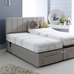 Furmanac MiBed Cool Gel Ultra Adjustable Bed