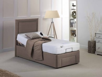 Furmanac MiBed Broncroft Adjustable Bed