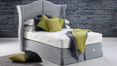 Hypnos Hampton Sublime Divan Bed