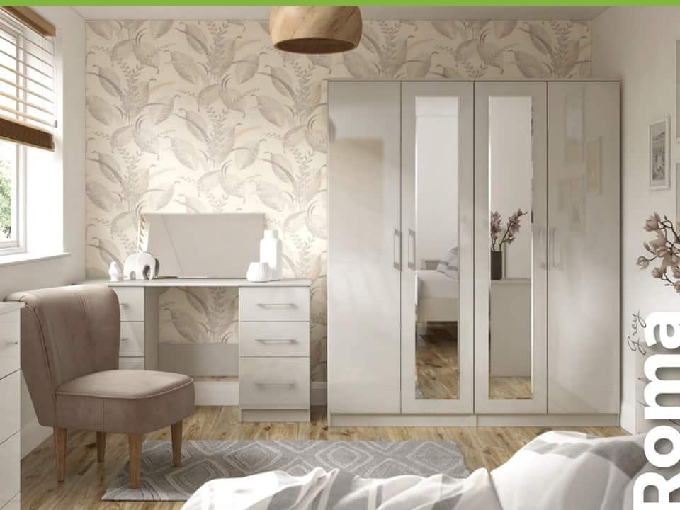 Roma Bedroom Furniture