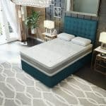 Mammoth Shine Plus Firmer Divan Bed