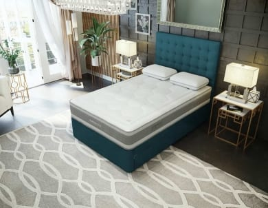 Mammoth Shine Plus Firmer Divan Bed