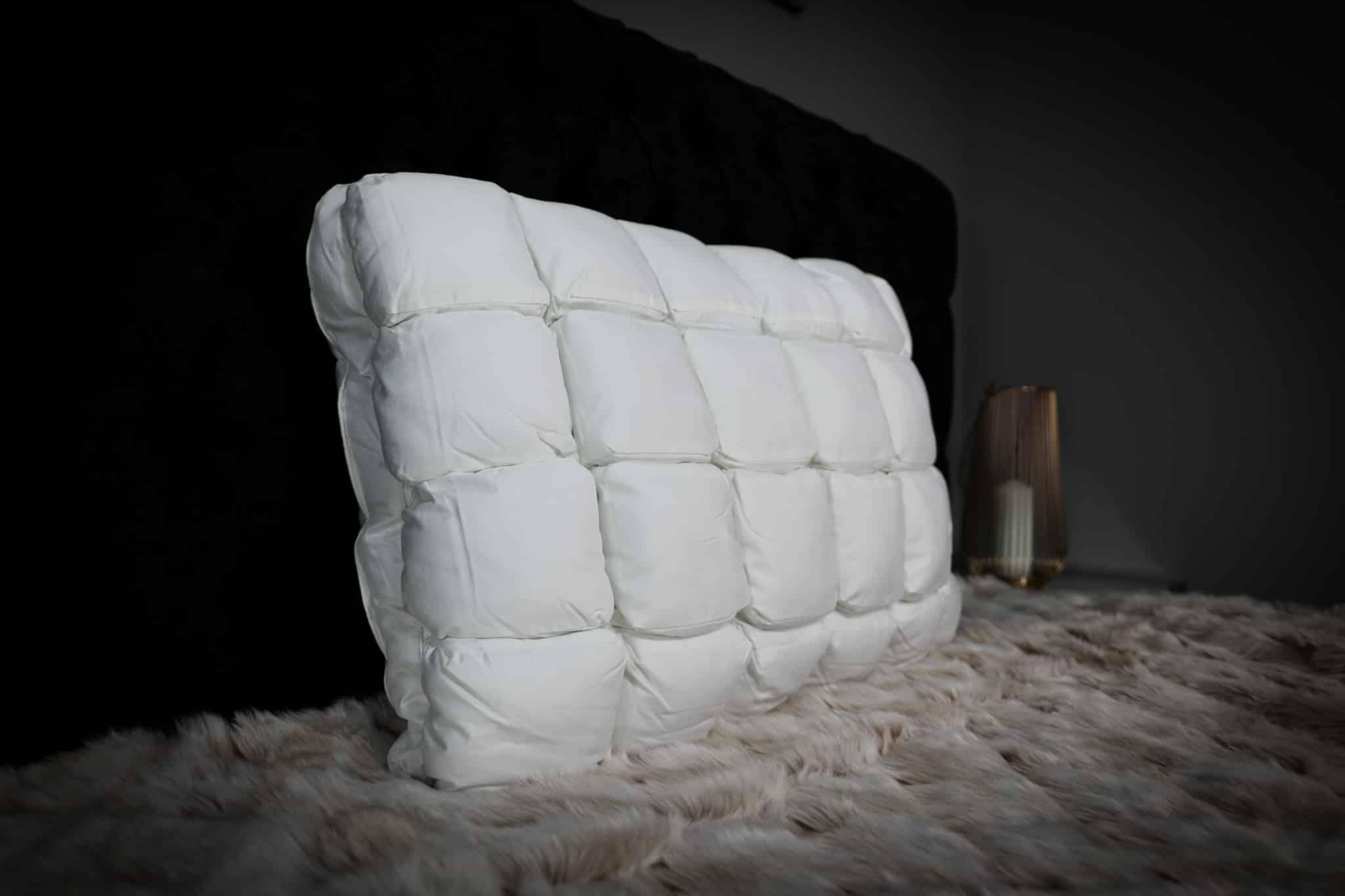 Optima Bamboo Pocket Top Pillow
