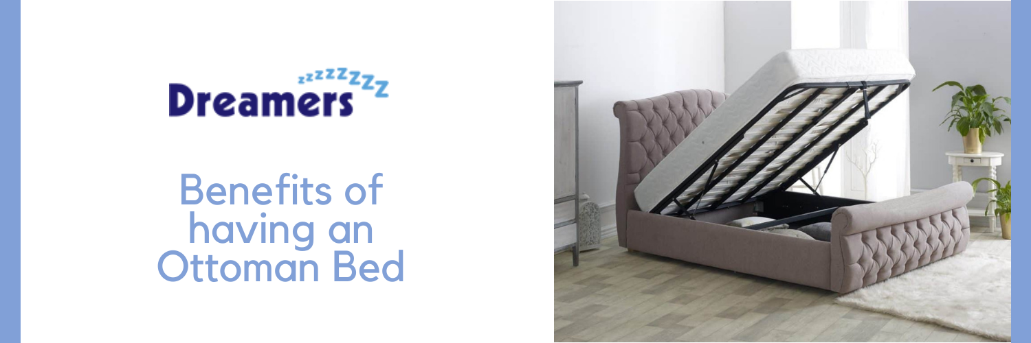 Benefits of having an Ottoman Bed