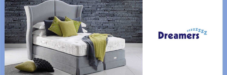 Example of zip and link divan bed