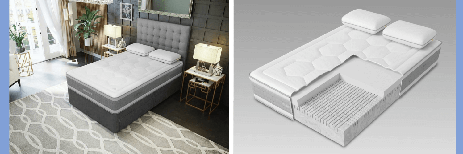 Mammoth mattresses that can help to ease symptoms of pandemic posture